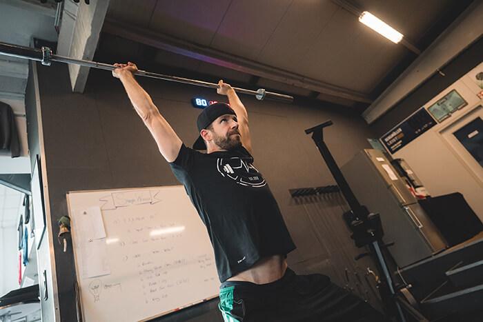 Max Wils Athletics Techniktraining